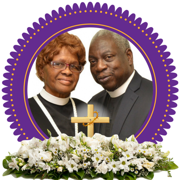 Apostles Everett and Marjorie