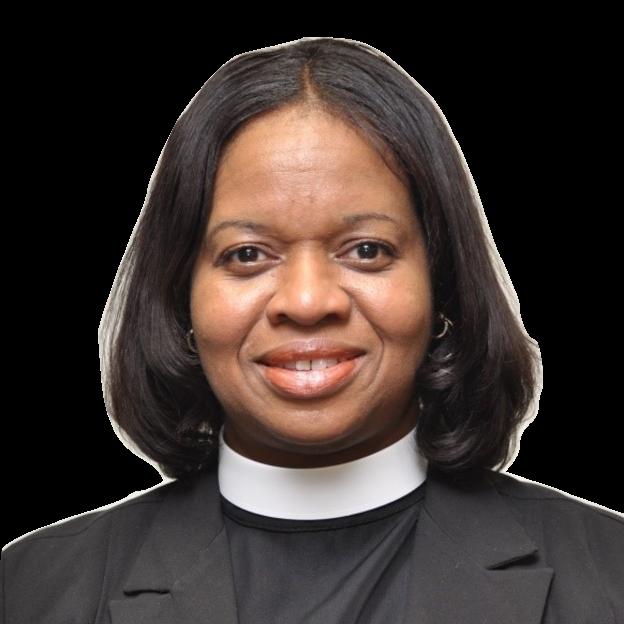 Pastor Angie V. Garrick