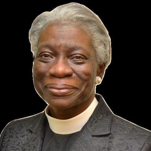 Associate Pastor Gaile Newsome